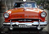 Auto-Legenden: American Classics (Wandkalender 2019 DIN A4 quer) - Produktdetailbild 3