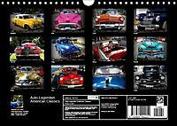 Auto-Legenden: American Classics (Wandkalender 2019 DIN A4 quer) - Produktdetailbild 13