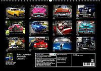 Auto-Legenden: American Classics (Wandkalender 2019 DIN A2 quer) - Produktdetailbild 13