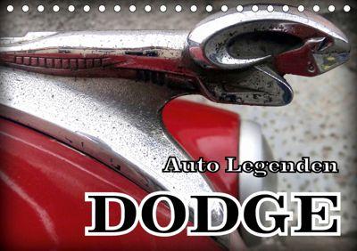 Auto Legenden DODGE (Tischkalender 2019 DIN A5 quer), Henning von Löwis of Menar