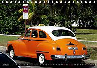 Auto Legenden DODGE (Tischkalender 2019 DIN A5 quer) - Produktdetailbild 4