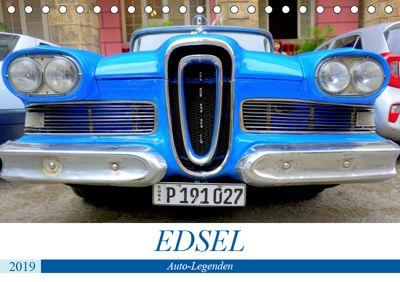 Auto-Legenden EDSEL (Tischkalender 2019 DIN A5 quer), Henning von Löwis of Menar