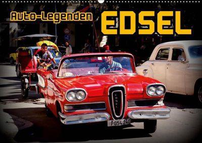Auto-Legenden EDSEL (Wandkalender 2019 DIN A2 quer), Henning von Löwis of Menar, Henning von Löwis of Menar