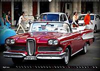 Auto-Legenden EDSEL (Wandkalender 2019 DIN A2 quer) - Produktdetailbild 4