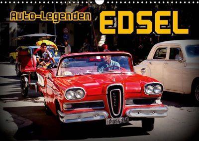 Auto-Legenden EDSEL (Wandkalender 2019 DIN A3 quer), Henning von Löwis of Menar, Henning von Löwis of Menar