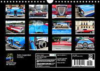Auto-Legenden EDSEL (Wandkalender 2019 DIN A4 quer) - Produktdetailbild 13