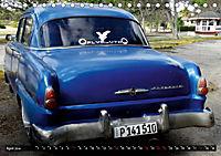 Auto-Legenden - Ein schöner Rücken... (Tischkalender 2019 DIN A5 quer) - Produktdetailbild 4