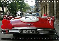 Auto-Legenden - Ein schöner Rücken... (Tischkalender 2019 DIN A5 quer) - Produktdetailbild 1