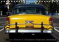 Auto-Legenden - Ein schöner Rücken... (Tischkalender 2019 DIN A5 quer) - Produktdetailbild 3