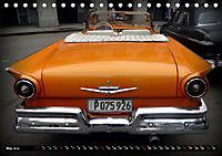 Auto-Legenden - Ein schöner Rücken... (Tischkalender 2019 DIN A5 quer) - Produktdetailbild 5
