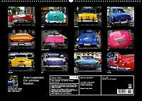Auto-Legenden - Ein schöner Rücken... (Wandkalender 2019 DIN A2 quer) - Produktdetailbild 13
