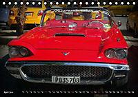 Auto-Legenden: FORD THUNDERBIRD (Tischkalender 2019 DIN A5 quer) - Produktdetailbild 4