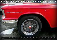 Auto-Legenden: FORD THUNDERBIRD (Tischkalender 2019 DIN A5 quer) - Produktdetailbild 7