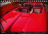 Auto-Legenden: FORD THUNDERBIRD (Tischkalender 2019 DIN A5 quer) - Produktdetailbild 10