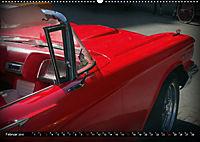 Auto-Legenden: FORD THUNDERBIRD (Wandkalender 2019 DIN A2 quer) - Produktdetailbild 2