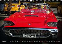 Auto-Legenden: FORD THUNDERBIRD (Wandkalender 2019 DIN A3 quer) - Produktdetailbild 4