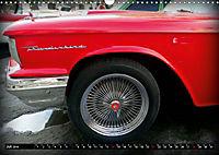 Auto-Legenden: FORD THUNDERBIRD (Wandkalender 2019 DIN A3 quer) - Produktdetailbild 7