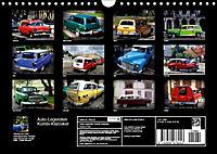 Auto-Legenden - Kombi-Klassiker (Wandkalender 2019 DIN A4 quer) - Produktdetailbild 13