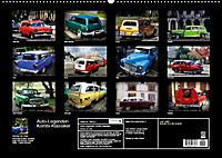 Auto-Legenden - Kombi-Klassiker (Wandkalender 2019 DIN A2 quer) - Produktdetailbild 13