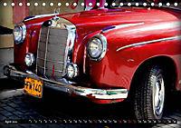 Auto-Legenden: Mercedes 180 (Tischkalender 2019 DIN A5 quer) - Produktdetailbild 4