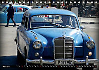 Auto-Legenden: Mercedes 180 (Tischkalender 2019 DIN A5 quer) - Produktdetailbild 3