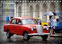 Auto-Legenden: Mercedes 180 (Tischkalender 2019 DIN A5 quer) - Produktdetailbild 9