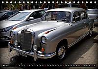 Auto-Legenden: Mercedes 180 (Tischkalender 2019 DIN A5 quer) - Produktdetailbild 5
