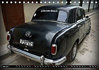 Auto-Legenden: Mercedes 180 (Tischkalender 2019 DIN A5 quer) - Produktdetailbild 7