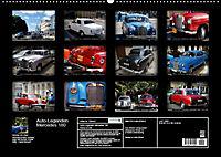 Auto-Legenden: Mercedes 180 (Wandkalender 2019 DIN A2 quer) - Produktdetailbild 1