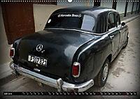 Auto-Legenden: Mercedes 180 (Wandkalender 2019 DIN A2 quer) - Produktdetailbild 7