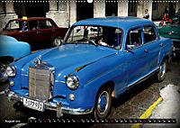 Auto-Legenden: Mercedes 180 (Wandkalender 2019 DIN A2 quer) - Produktdetailbild 8