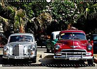 Auto-Legenden: Mercedes 180 (Wandkalender 2019 DIN A3 quer) - Produktdetailbild 11