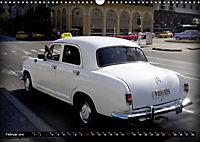Auto-Legenden: Mercedes 180 (Wandkalender 2019 DIN A3 quer) - Produktdetailbild 2