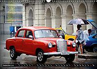 Auto-Legenden: Mercedes 180 (Wandkalender 2019 DIN A3 quer) - Produktdetailbild 9