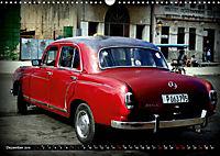 Auto-Legenden: Mercedes 180 (Wandkalender 2019 DIN A3 quer) - Produktdetailbild 12
