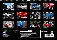 Auto-Legenden: Mercedes 180 (Wandkalender 2019 DIN A3 quer) - Produktdetailbild 13
