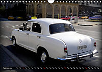Auto-Legenden: Mercedes 180 (Wandkalender 2019 DIN A4 quer) - Produktdetailbild 2