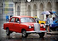 Auto-Legenden: Mercedes 180 (Wandkalender 2019 DIN A4 quer) - Produktdetailbild 9
