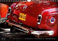 Auto-Legenden: Mercedes 180 (Wandkalender 2019 DIN A4 quer) - Produktdetailbild 6