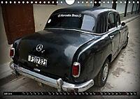 Auto-Legenden: Mercedes 180 (Wandkalender 2019 DIN A4 quer) - Produktdetailbild 7