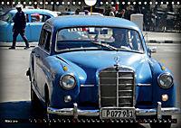 Auto-Legenden: Mercedes 180 (Wandkalender 2019 DIN A4 quer) - Produktdetailbild 3