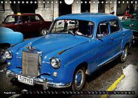 Auto-Legenden: Mercedes 180 (Wandkalender 2019 DIN A4 quer) - Produktdetailbild 8