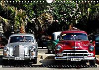 Auto-Legenden: Mercedes 180 (Wandkalender 2019 DIN A4 quer) - Produktdetailbild 11