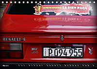 Auto-Legenden: RENAULT (Tischkalender 2019 DIN A5 quer) - Produktdetailbild 5