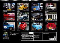 Auto-Legenden: RENAULT (Wandkalender 2019 DIN A2 quer) - Produktdetailbild 13