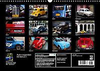 Auto-Legenden: RENAULT (Wandkalender 2019 DIN A3 quer) - Produktdetailbild 5