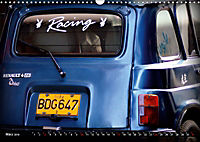 Auto-Legenden: RENAULT (Wandkalender 2019 DIN A3 quer) - Produktdetailbild 3