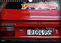 Auto-Legenden: RENAULT (Wandkalender 2019 DIN A4 quer) - Produktdetailbild 5