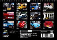 Auto-Legenden: RENAULT (Wandkalender 2019 DIN A4 quer) - Produktdetailbild 13