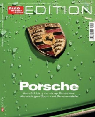 auto motor und sport Edition - Porsche